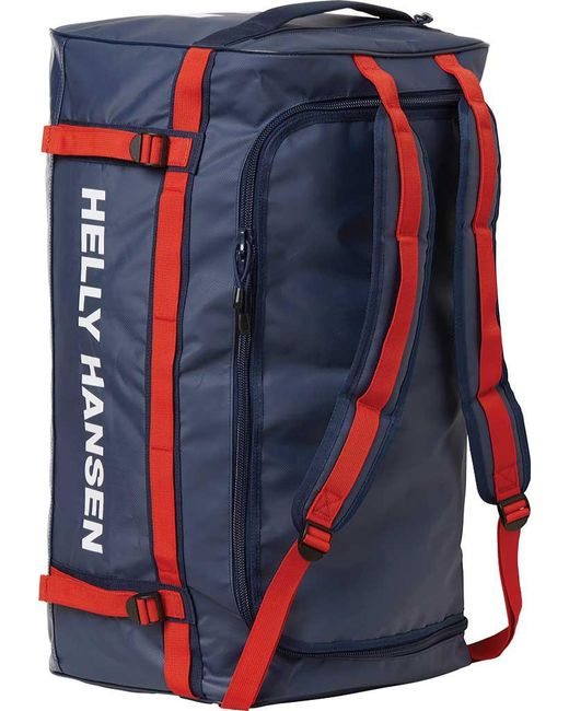 153e41f8a5 ... Helly Hansen - Blue New Classic Duffel Bag 70l for Men - Lyst ...