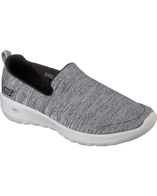 buy popular bdaac b817b Skechers - Multicolor Gowalk Joy Enchant Slip-on Walking Shoe - Lyst ...