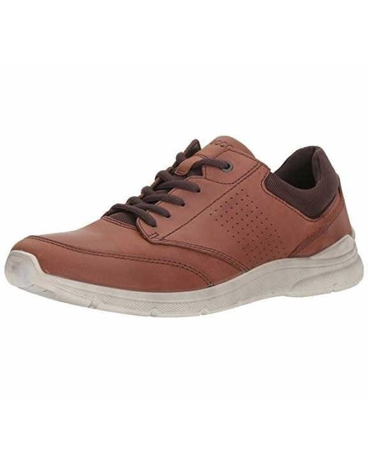 d90cb6ceb8b Ecco Trainers Brown Irving in Brown for Men - Lyst