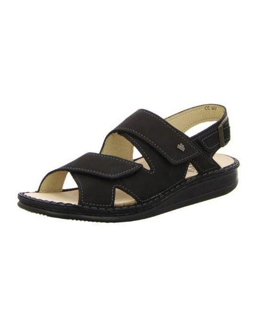 0f1ebfd2618 Finn Comfort Comfort Sandals Black Toro-s in Black for Men - Lyst