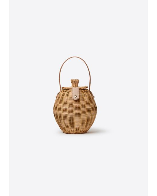 Ulla Johnson - Tatou Basket Natural - Lyst