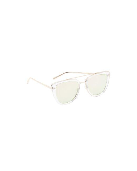 Quay | Multicolor French Kiss Sunglasses | Lyst