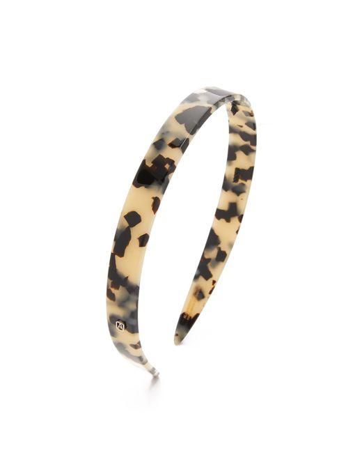 Alexandre De Paris - Multicolor Classic Headband - Lyst