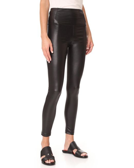 David Lerner - Black Elliot High Waist Leggings - Lyst