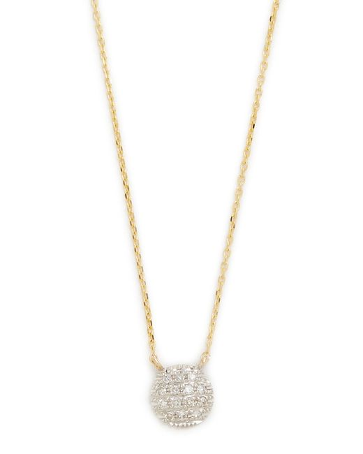 Dana Rebecca - Metallic Lauren Joy Mini Necklace - Lyst
