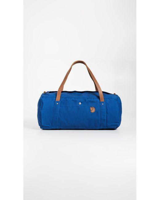 Fjallraven - Blue No. 4 Large Duffel Bag - Lyst