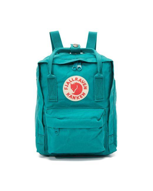 Fjallraven | Blue Kanken Mini Backpack | Lyst