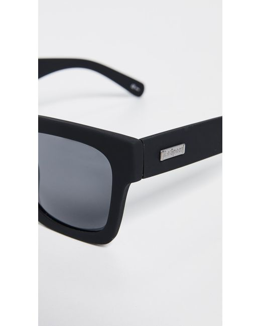 6741428879f ... Le Specs - Black Weekend Riot Polarized Sunglasses - Lyst ...