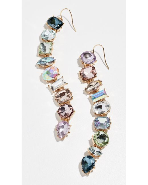 BaubleBar - Multicolor Annya Drop Earrings - Lyst