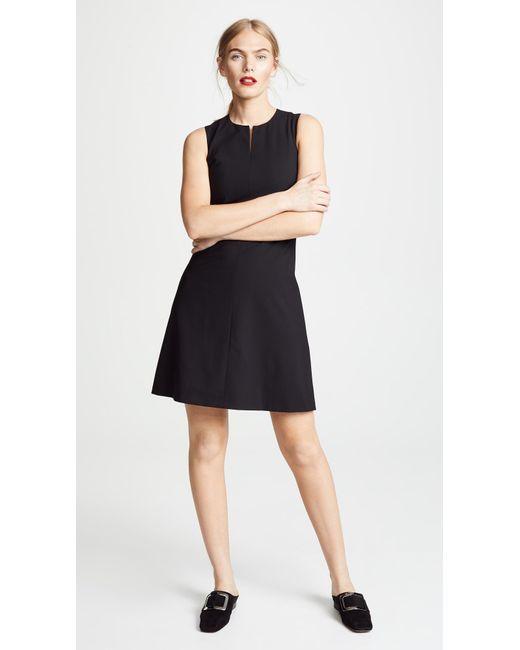 Theory - Black Edition Miyani Dress - Lyst