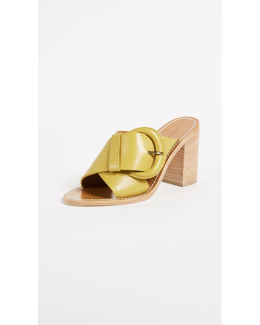 Zimmermann | Multicolor Buckled Mules | Lyst