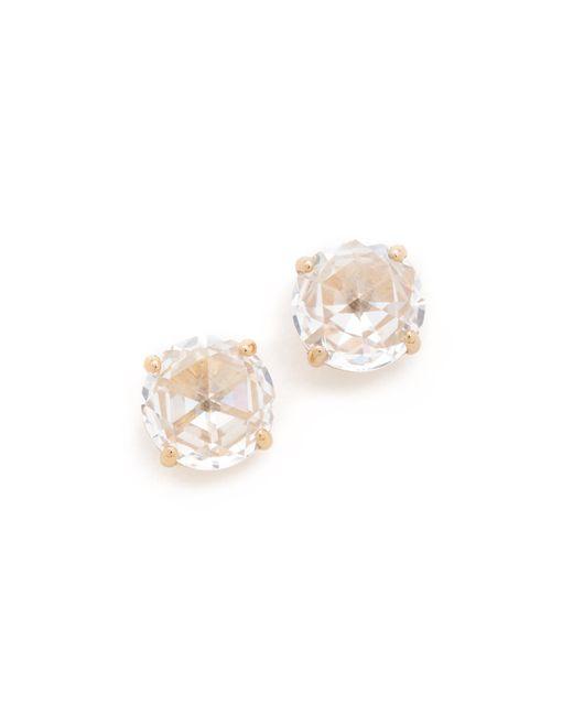 Kate Spade | Metallic Bright Ideas Stud Earrings | Lyst