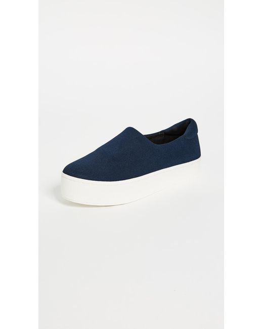 Opening Ceremony - Blue Cici Slip On Platform Sneakers - Lyst