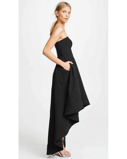 e845c4d6f8dd Lyst - C meo Collective Entice Gown in Black - Save 25%