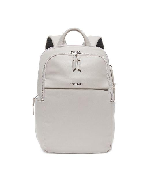 Tumi | Gray Daniella Small Backpack | Lyst