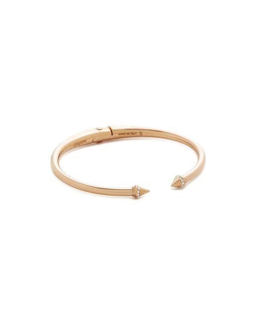 Vita Fede | Metallic Ultra Mini Titan Crystal Bracelet | Lyst
