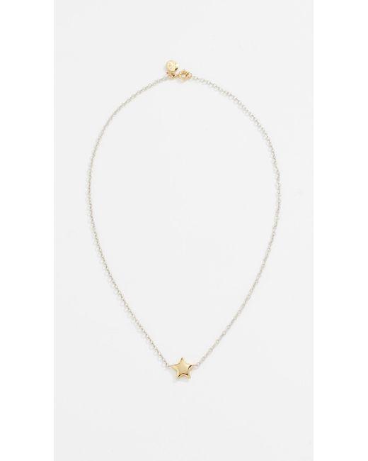 Tory Burch - Metallic Celestial Star Necklace - Lyst