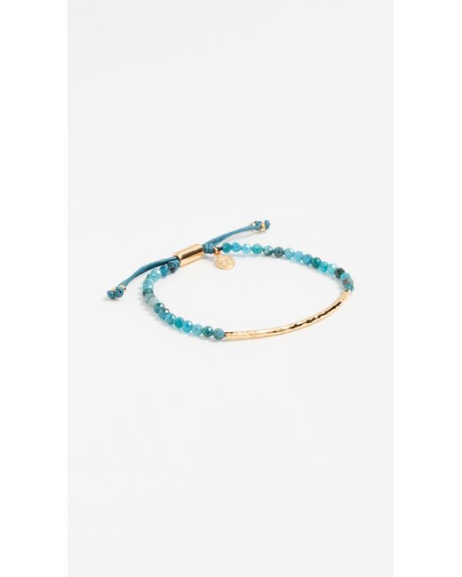 Gorjana - Blue Power Gemstone Bracelet - Lyst