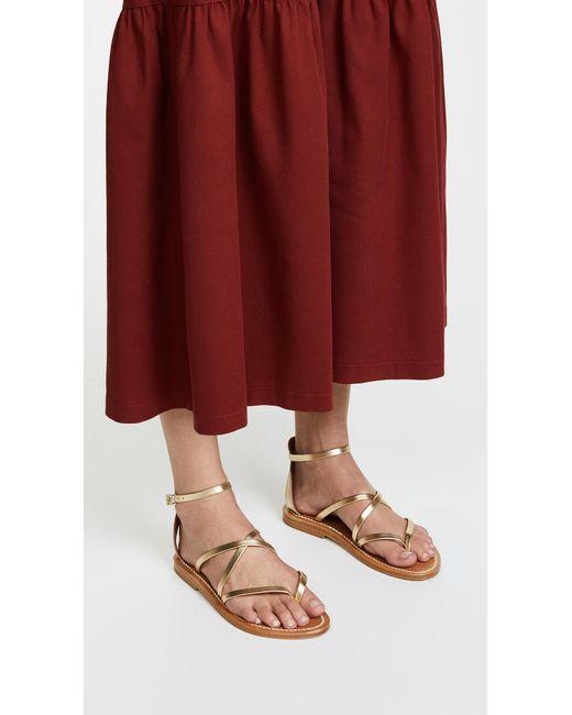 701eaca1b42c ... K. Jacques - Multicolor Epicure Sandals - Lyst ...