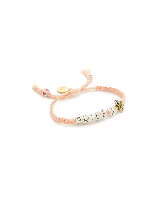 Venessa Arizaga | Pink Bride To Bee Bracelet | Lyst