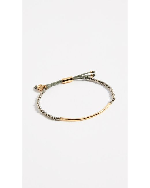 Gorjana - Metallic Power Bracelet For Strength - Lyst