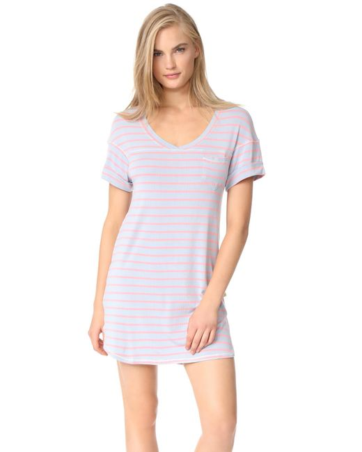 Honeydew Intimates | Multicolor All American Sleepshirt | Lyst