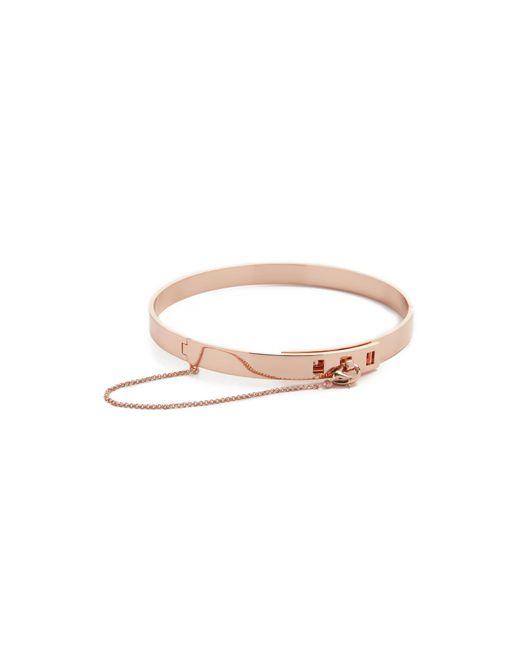 Eddie Borgo   Metallic Small Safety Chain Choker Necklace   Lyst