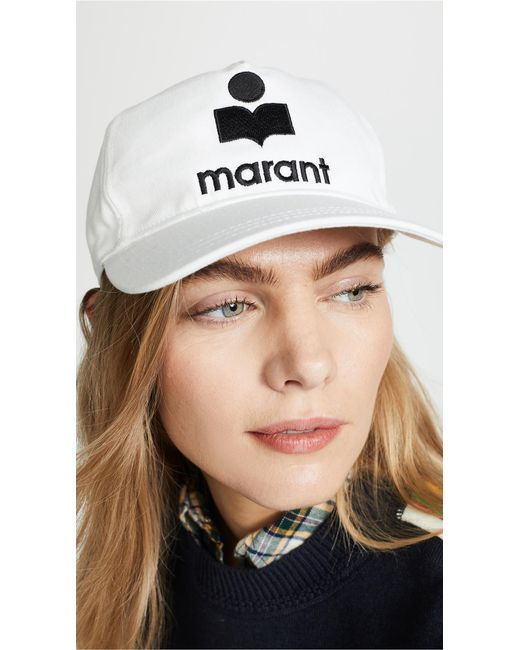 df2082a2 ... Isabel Marant - Multicolor Tyron Hat - Lyst ...