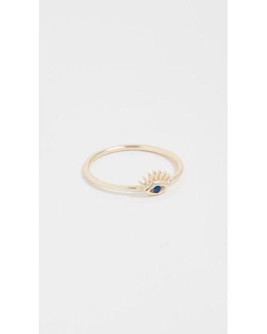 Shashi - Metallic Nellie Ring - Lyst
