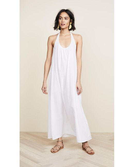 9seed   White Antigua Cover Up Dress   Lyst