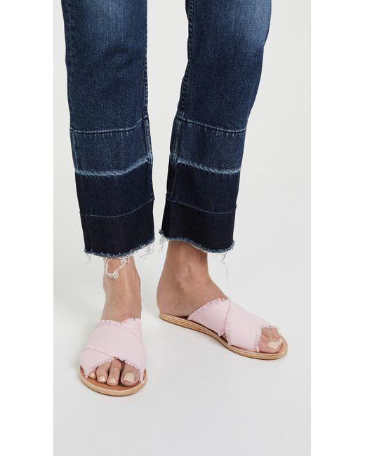Ancient Greek Sandals Women's Thais Slide Sandal mLX1zILH