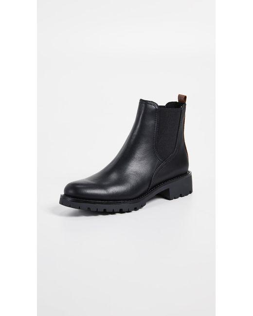 a806fc27a3c401 Sam Edelman - Black Jaclyn Booties - Lyst ...