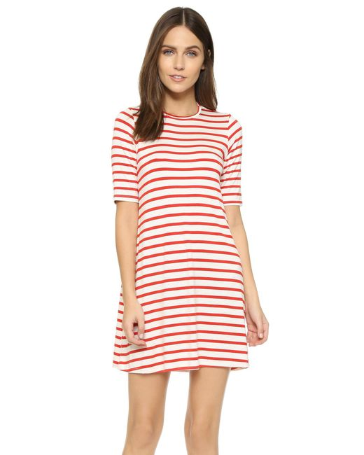 Rachel Pally | Red Kirke Dress | Lyst