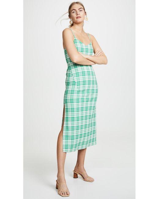 Rachel Comey - Green Long Agitator Dress - Lyst