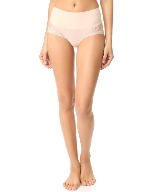Spanx - Multicolor Undie-tectable Lace Hi-hipster Panties - Lyst