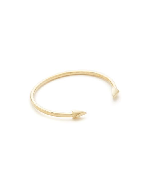 Elizabeth and James | Metallic Vogel Cuff | Lyst