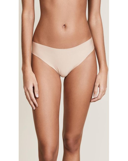 Commando - Multicolor Butter Mid Rise Thong - Lyst