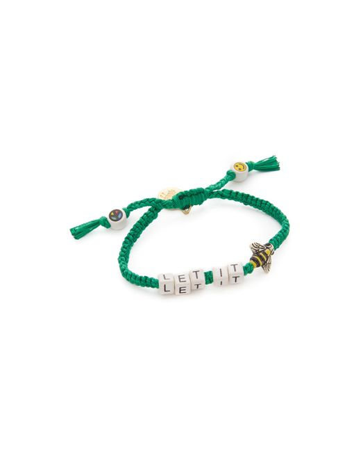 Venessa Arizaga | Green Let It Bee Bracelet | Lyst