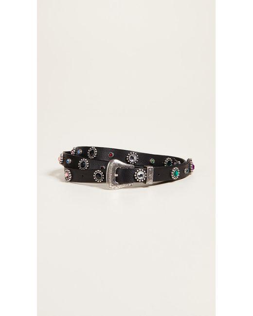Dodo Bar Or - Black Roxana Belt - Lyst