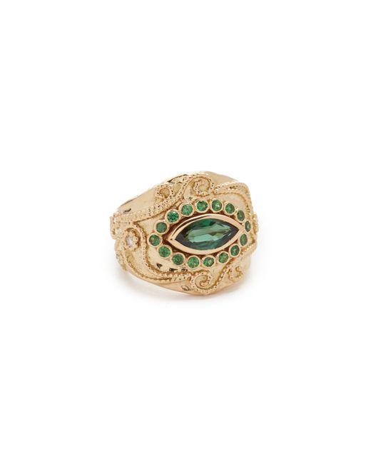 Aurelie Bidermann | Metallic Cashmere Ring | Lyst