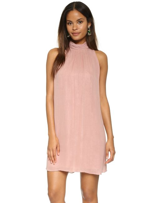 Alice + Olivia | Pink Rhiannon Dress | Lyst
