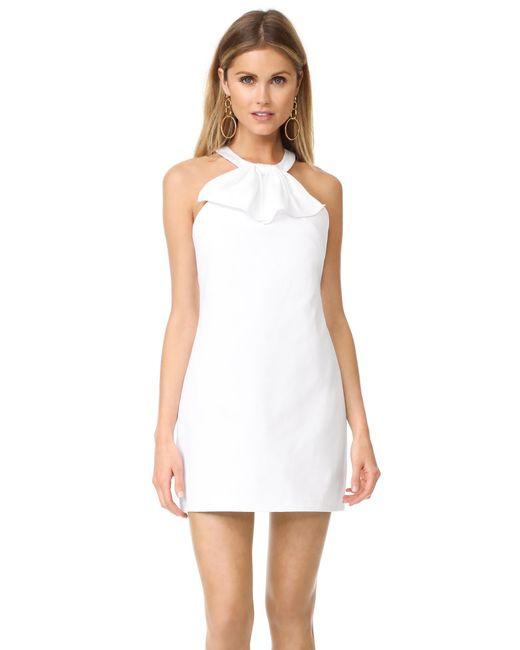 Amanda Uprichard | White Kitsy Dress | Lyst