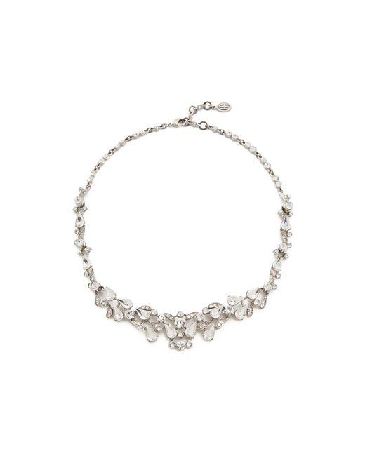 Ben-Amun   Metallic Crystal Necklace   Lyst