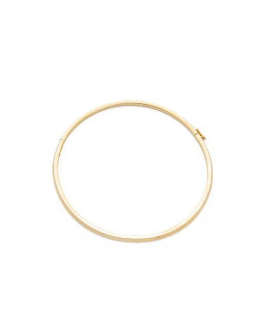 Eddie Borgo | Metallic Peaked Collar Necklace | Lyst