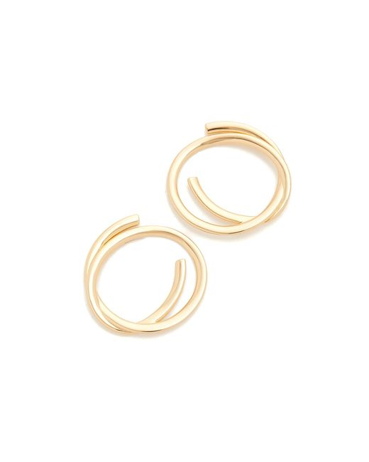 Elizabeth and James | Metallic Connolly Earrings | Lyst