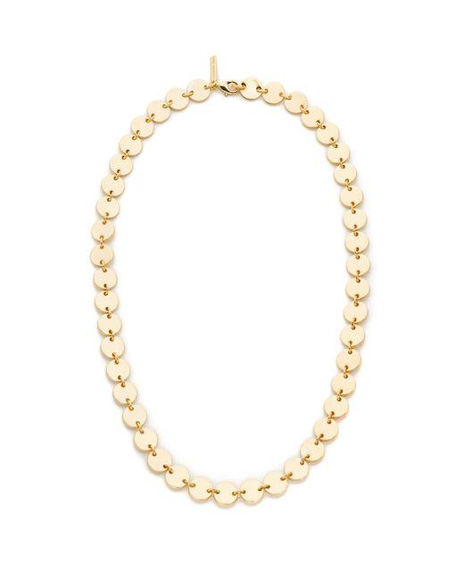 Elizabeth and James | Metallic Goldie Necklace | Lyst