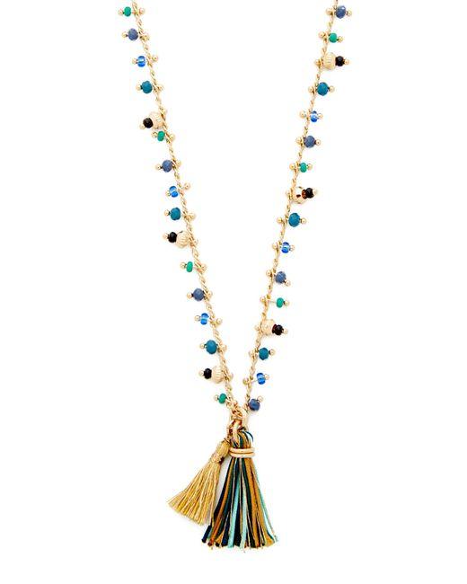 Gas Bijoux | Blue Gipsy Necklace | Lyst