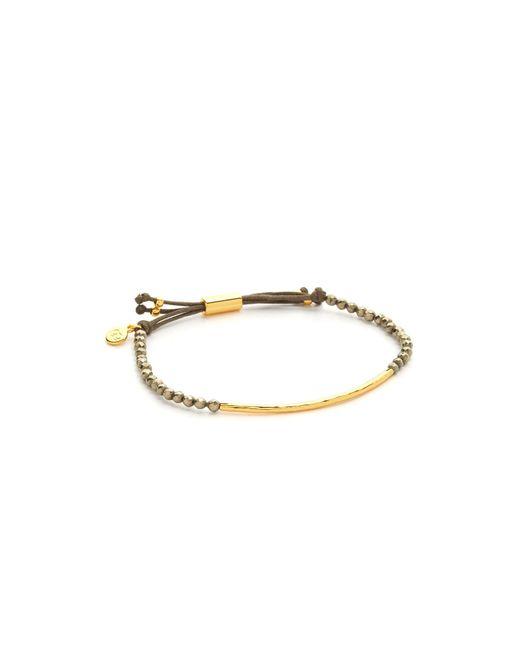 Gorjana   Metallic Power Bracelet For Strength   Lyst