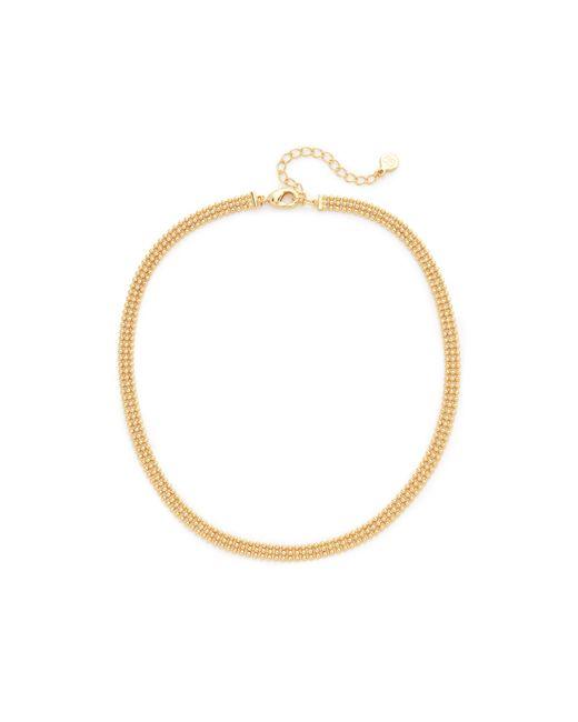 Gorjana | Metallic Bali Chain Choker Necklace | Lyst