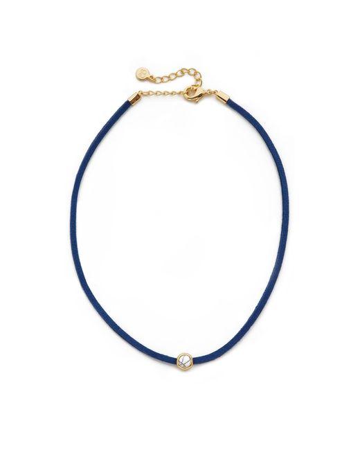 Gorjana | Multicolor Fairfax Gemstone Choker Necklace | Lyst